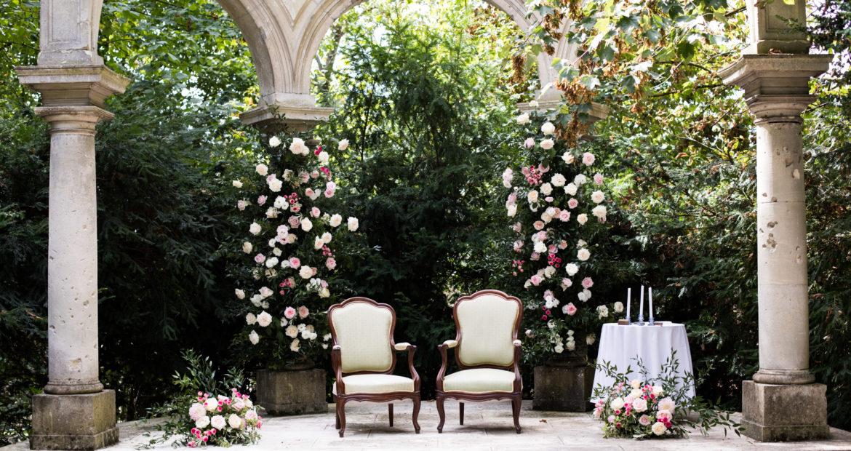 château de vic sur aisne, mariage, cérémonie, cérémonie laïque, fleuriste mariage, fleuriste, décoratrice, wedding designer, floral designer