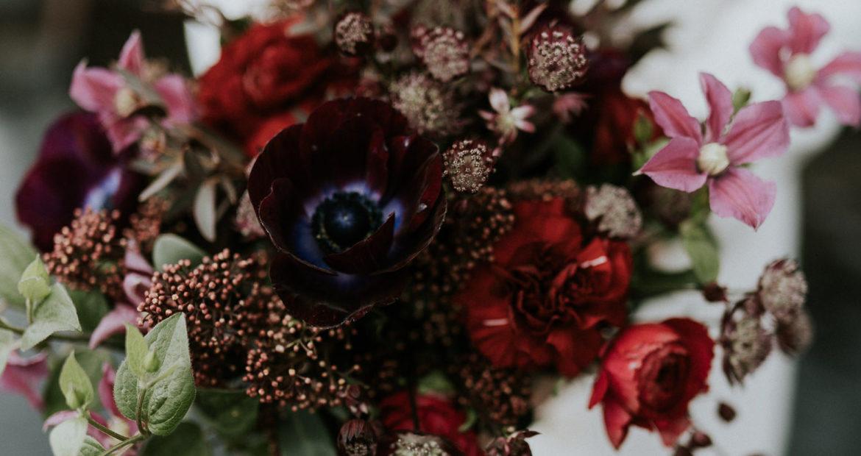 Fleuriste, Paris, mariage Parisien, mariage en hiver