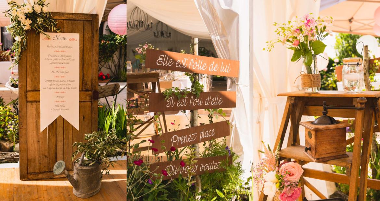 Mariage, décoratrice mariage, fleuriste, Ile de France, décoration, wedding designer