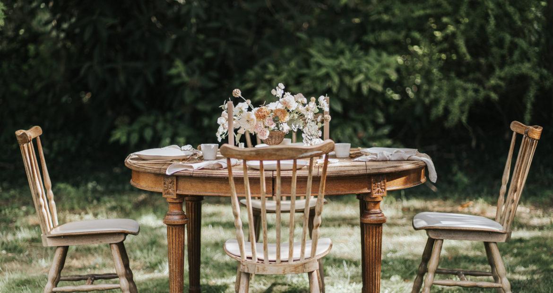 Table, table mariage, mariage romantique, mariage authentique, mariage élégant, décoratrice mariage, fleuriste mariage, seine et marne, mariage Ile de France