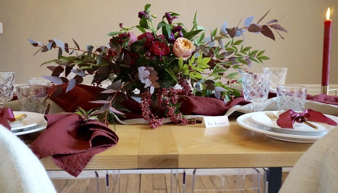 Décoratrice, Fleuriste, mariage en automne, Ile de France