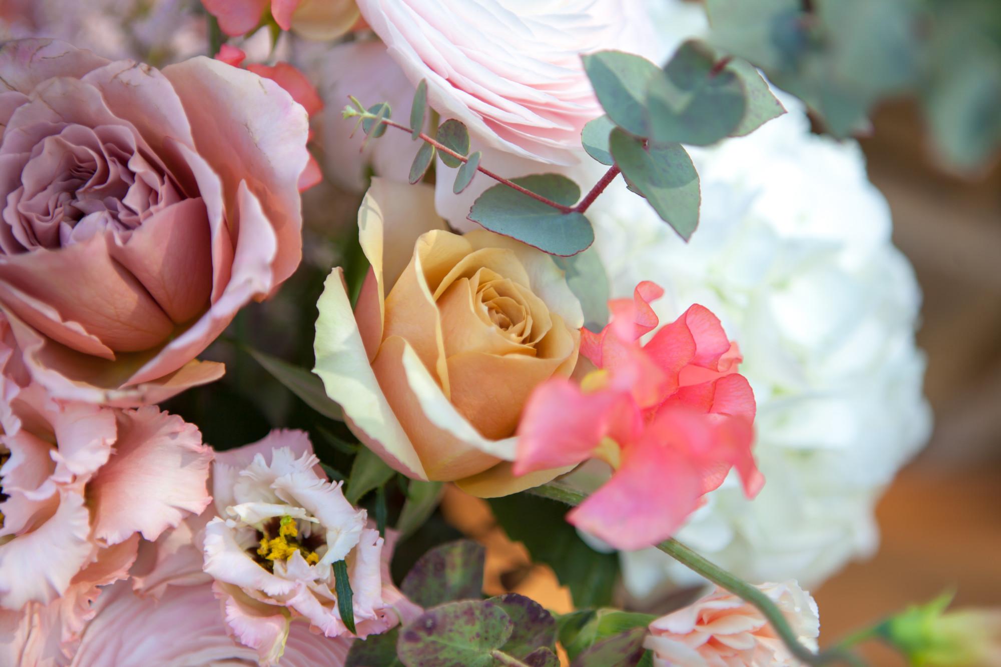 Art floral, composition