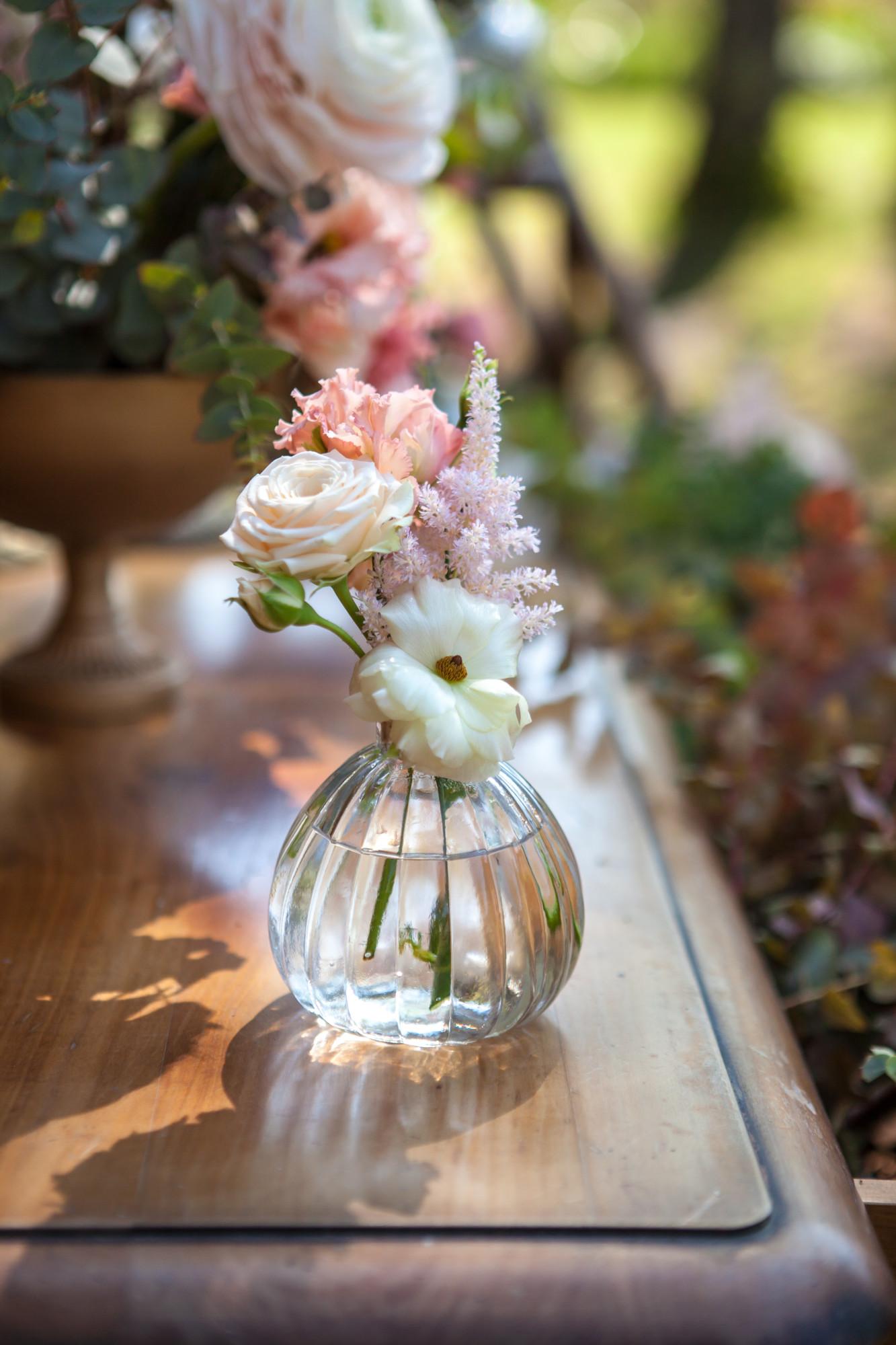 Soliflores, fleuriste mariage