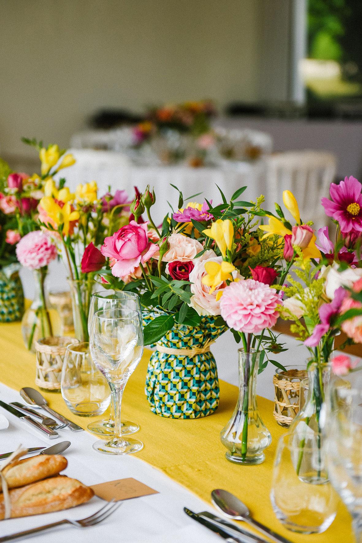 Table d'honneur, bouquet, atelier floral, mariage, décoratrice, candy bar, château, fleuriste, Yvelines, décoratrice, wedding, wedding designer