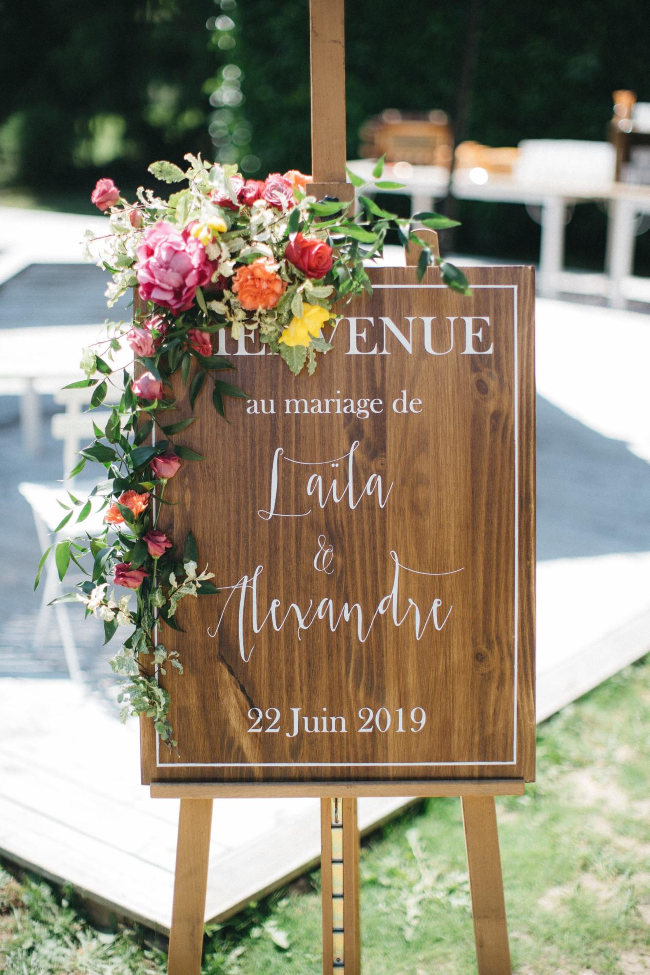 Mariage mixte, décoratrice, Paris, fleuriste, wedding designer floral designer, mariage château mariage élégant, bouquet de mariée,