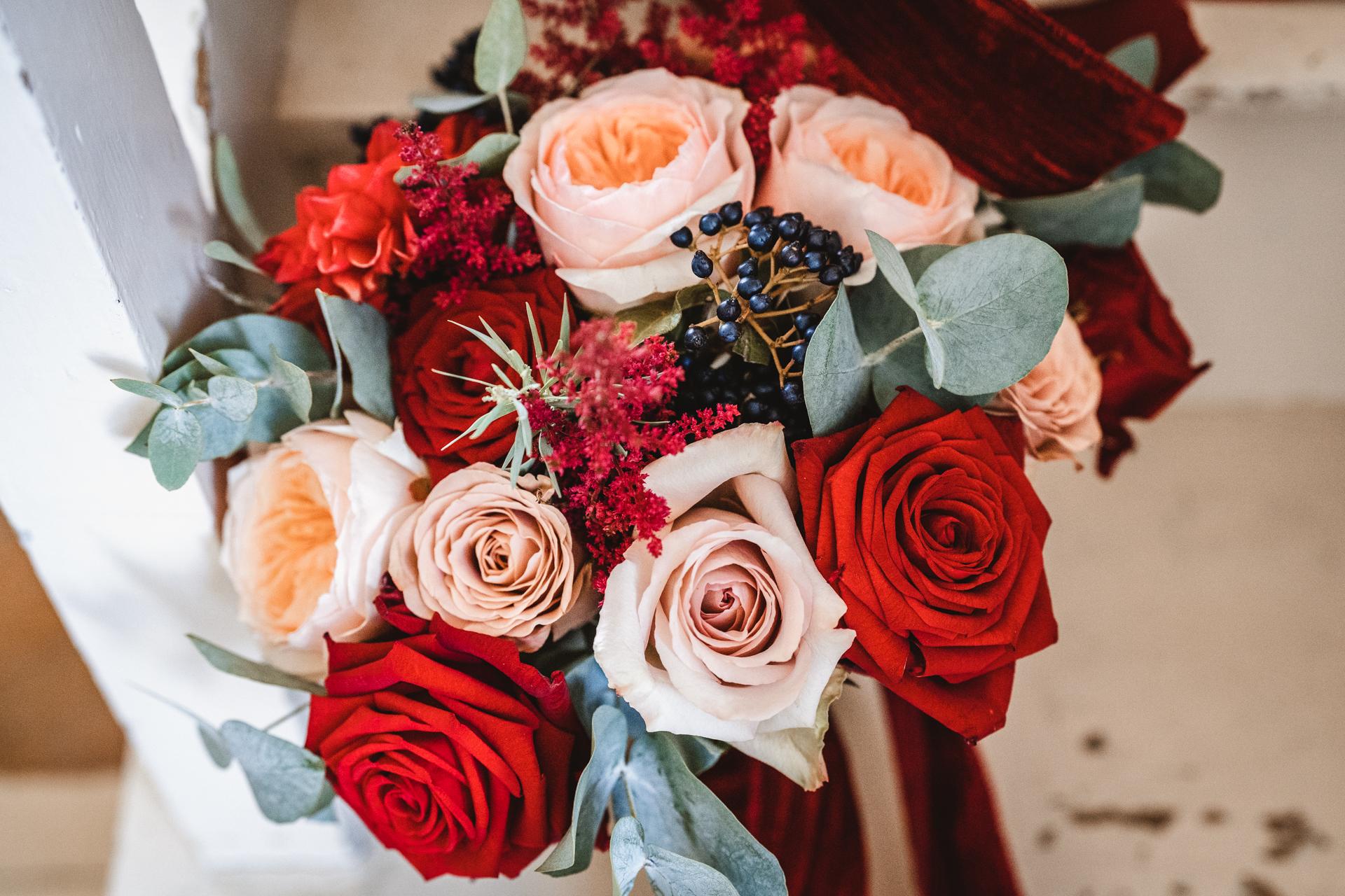 Bouquet de mariée, bride bouquet