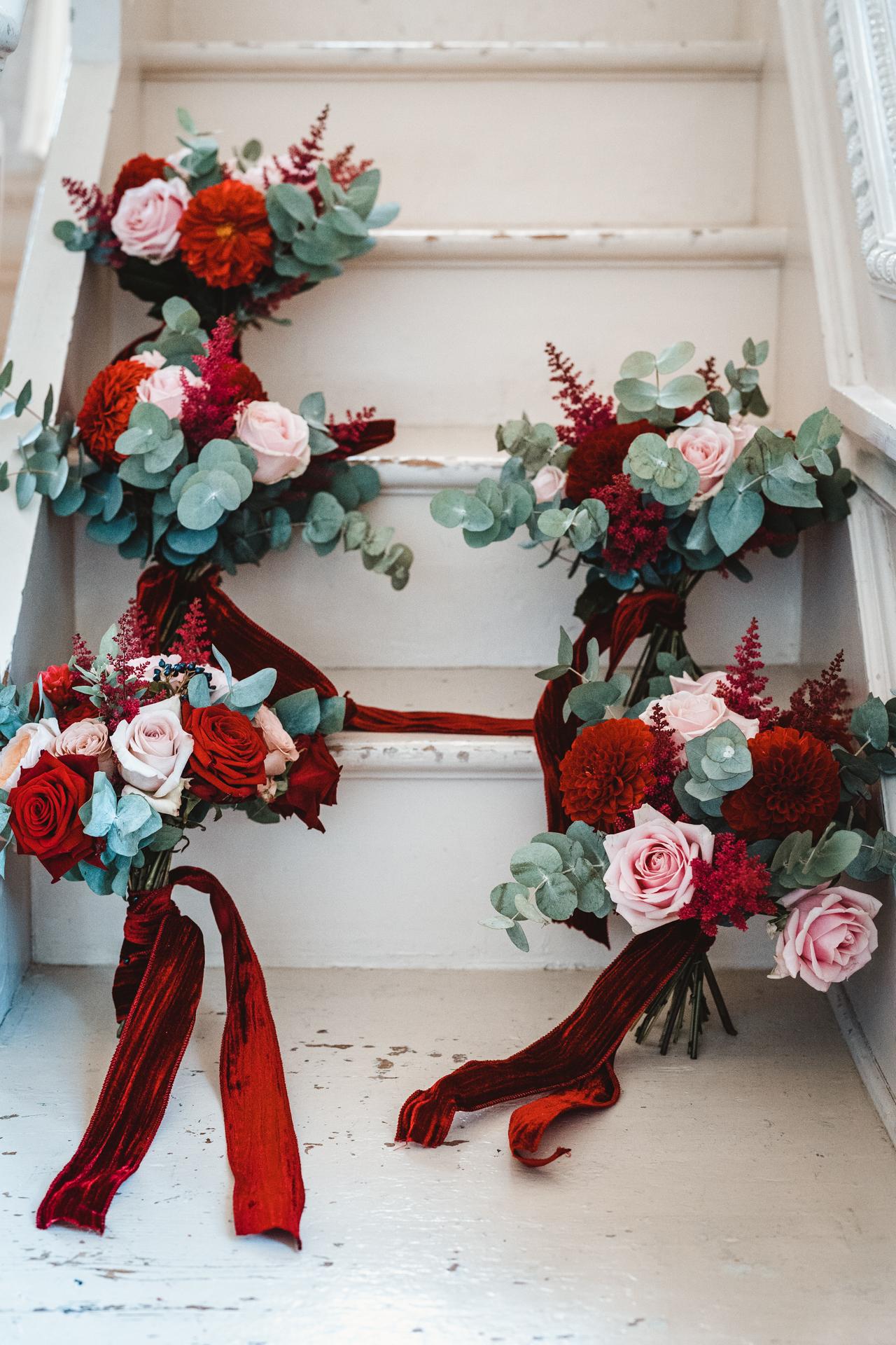 Bouquet de demoiselle d\'honneur