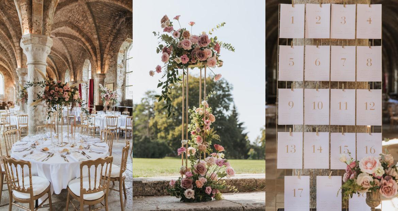 signalétique, wedding designer, flora designer, décoratrice mariage, décor de mariage, panneau de bienvenue, plan de table, mariage en été, mariage moderne