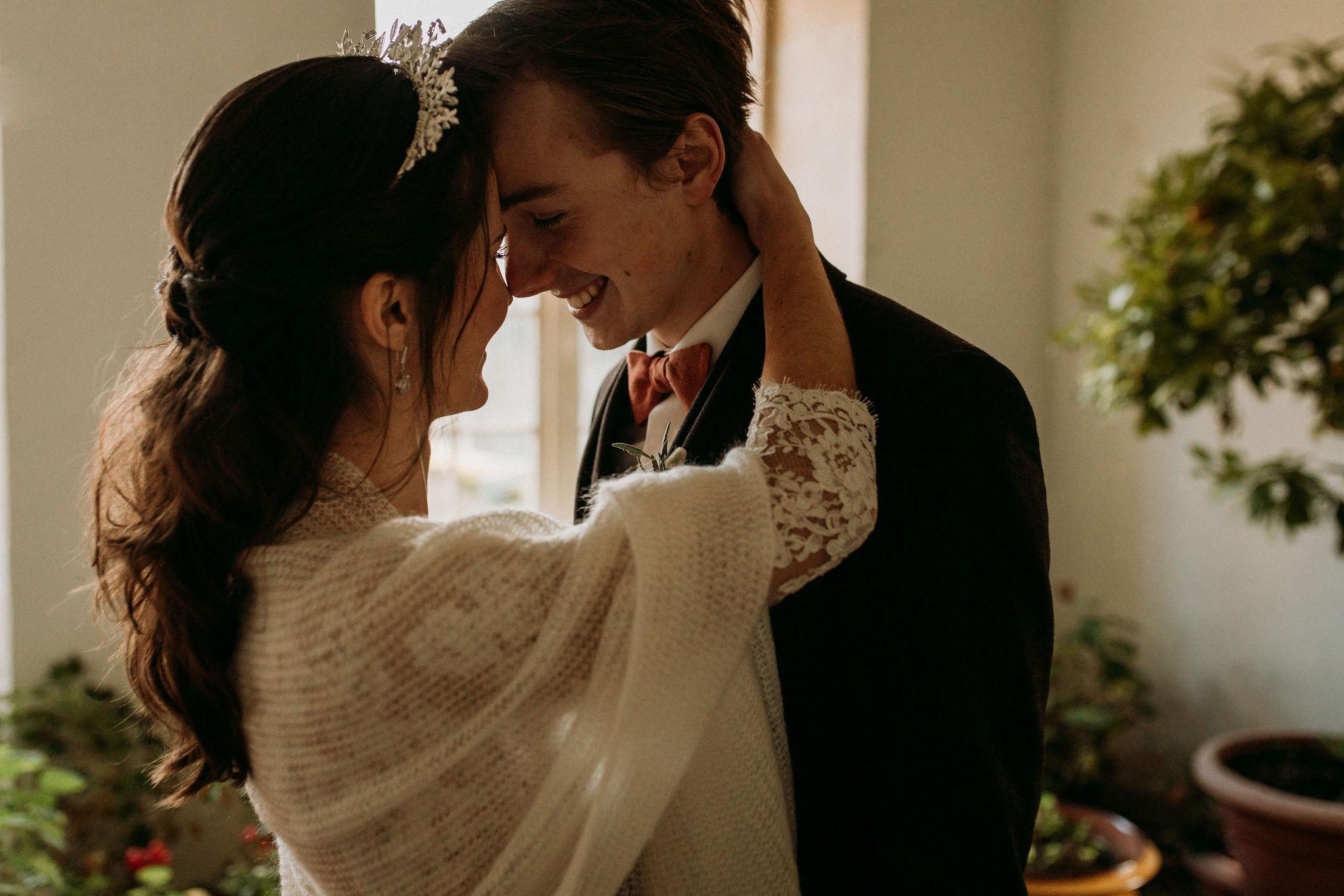 Domaine verderonne mariage émotion