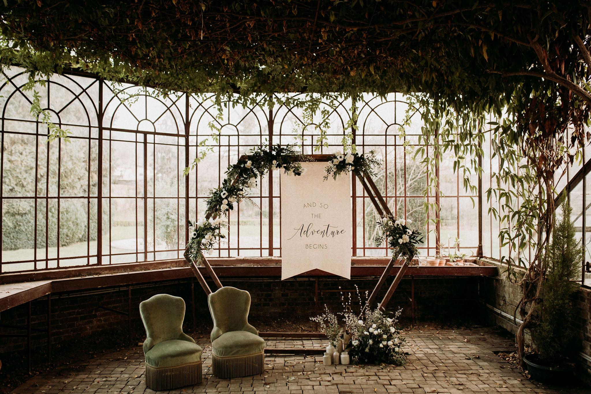 Domaine verderonne mariage cérémonie laïque