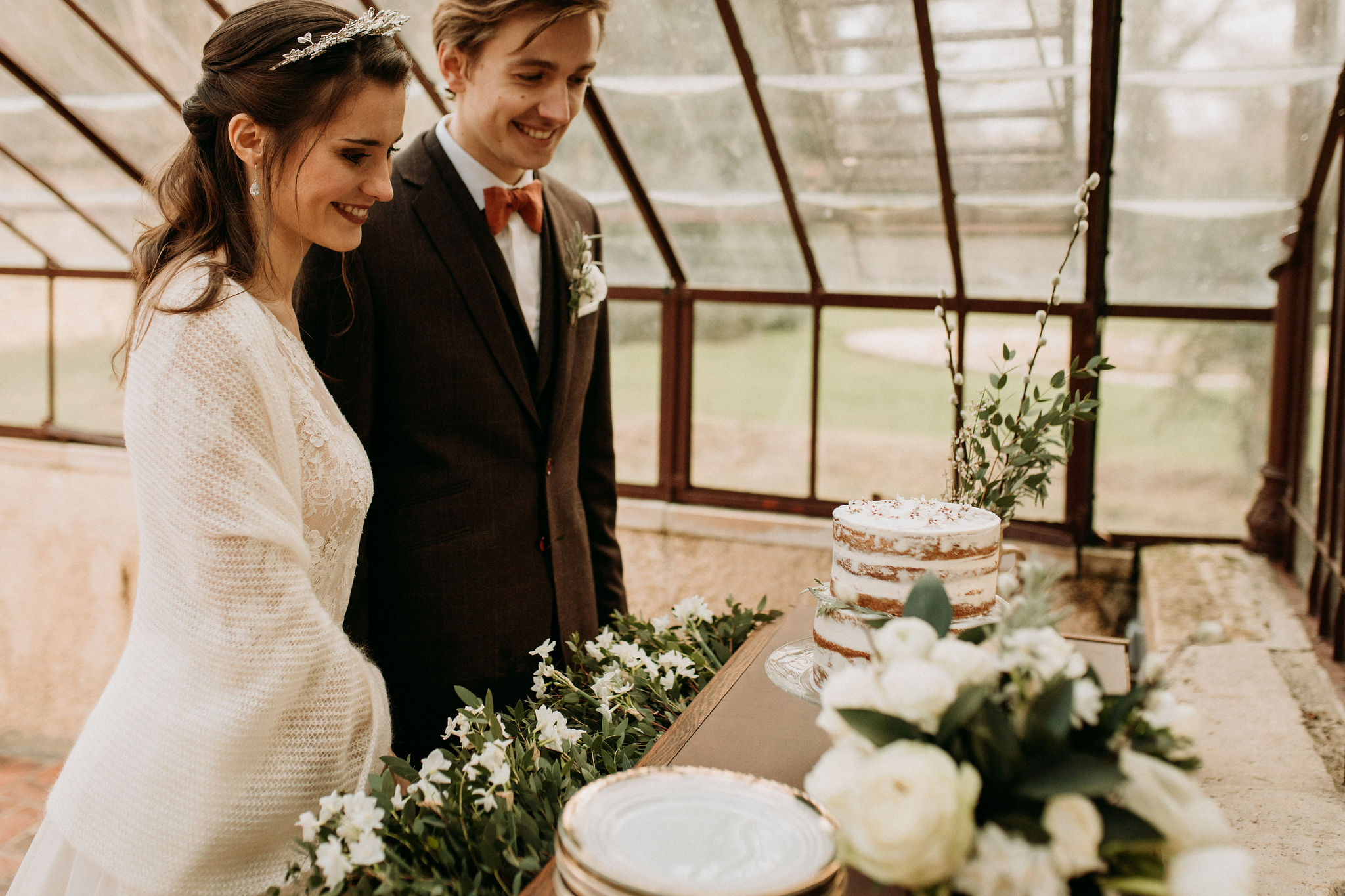 Domaine verderonne mariage wedding cake