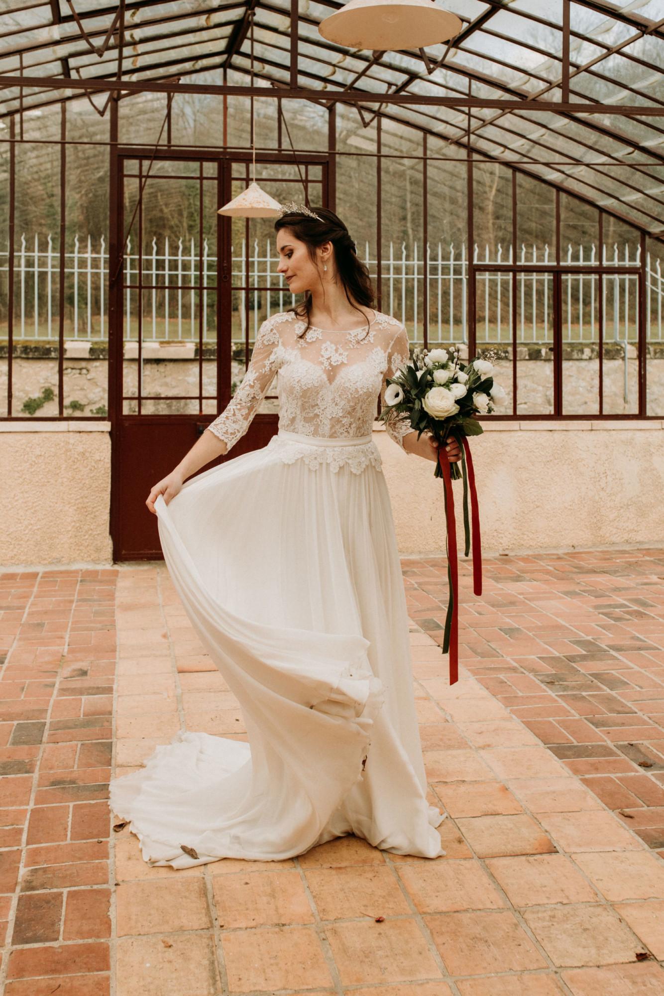 Domaine verderonne mariage danser