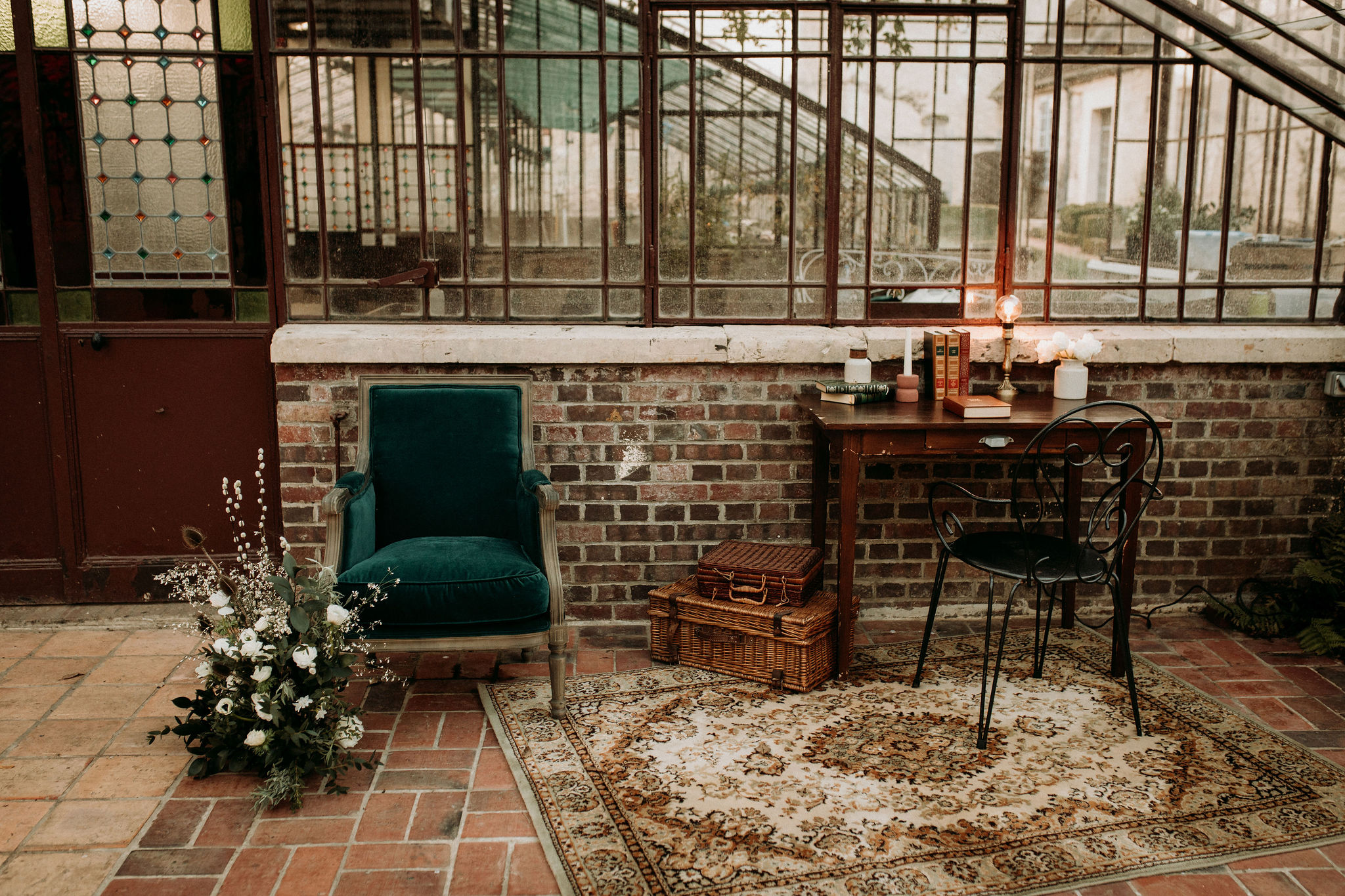 Domaine verderonne mariage photobooth