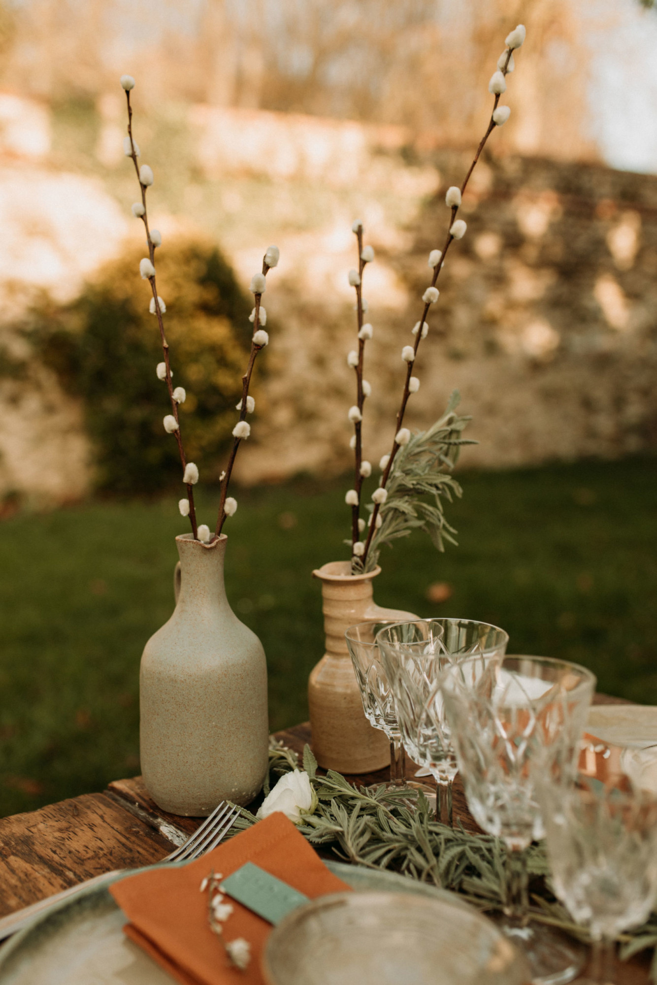 Domaine verderonne mariage fleur
