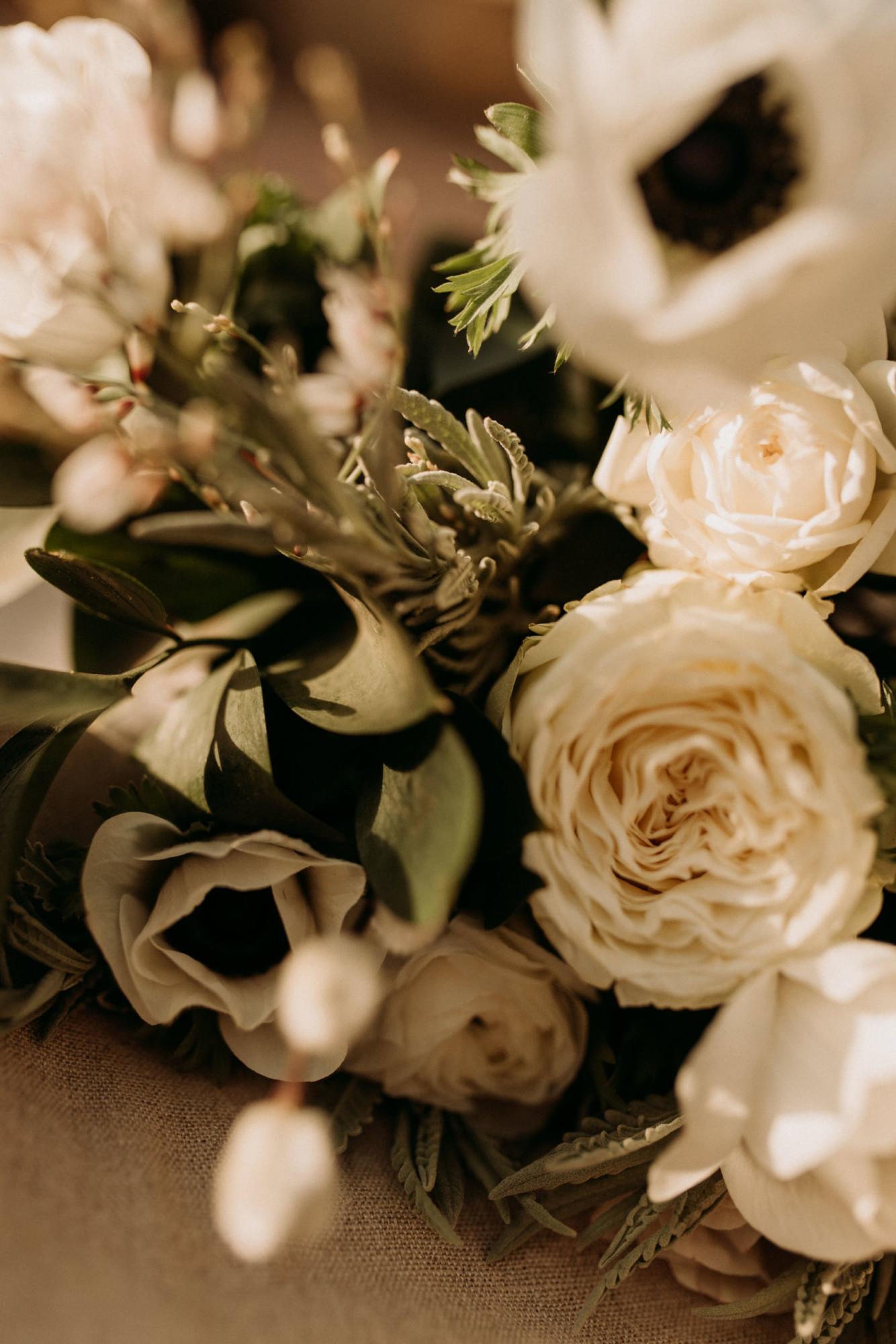 Domaine verderonne mariage bouquet