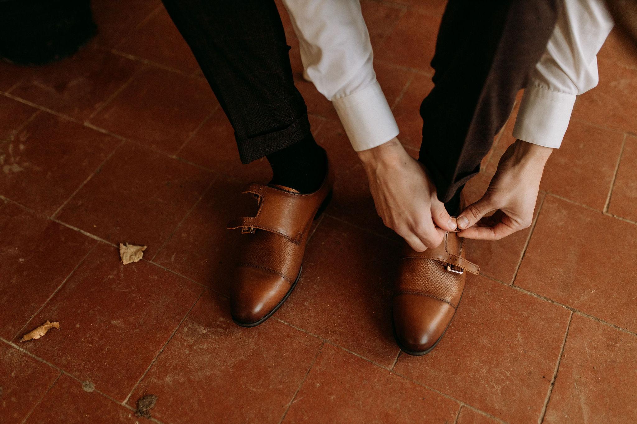 Domaine verderonne mariage préparatif homme