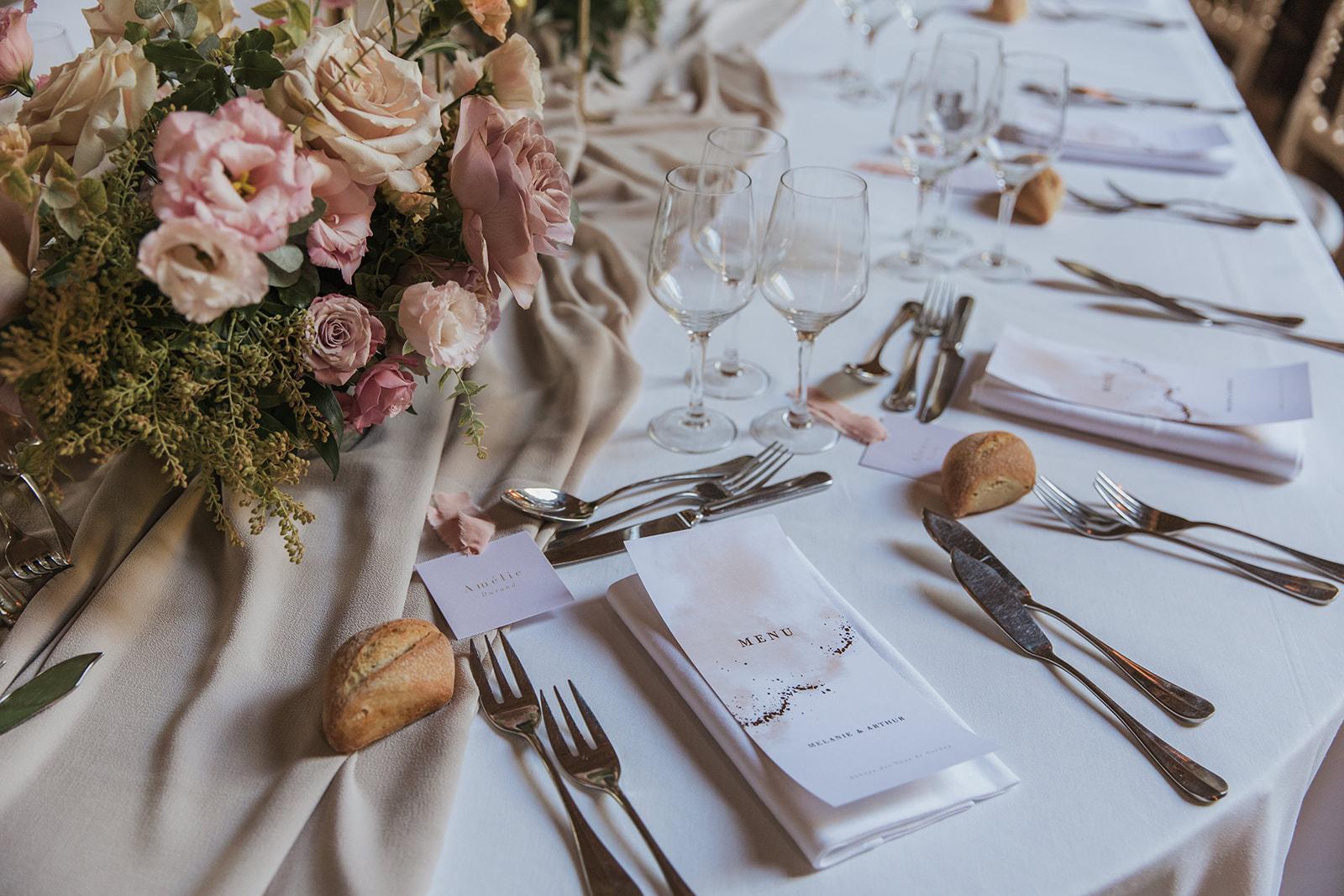 Table d\'honneur