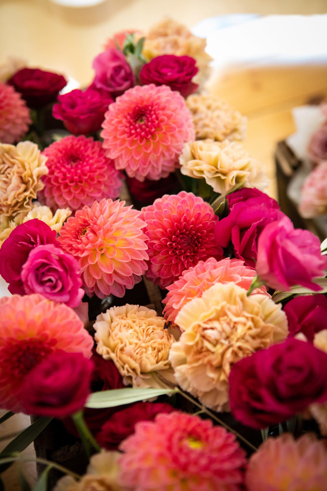 Fleurs couleurs