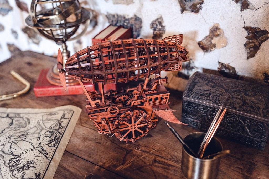 décoration de mariage, style steampunk,