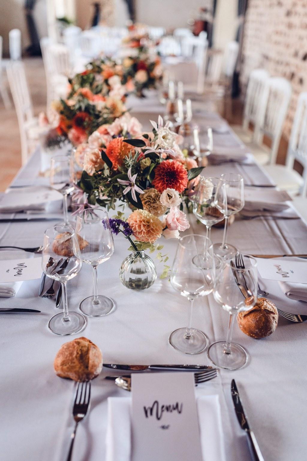 art floral, floral design table d'honneur, mariage paris, décoration mariage